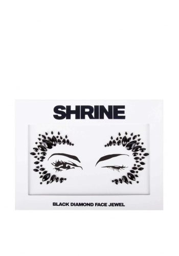 Shrine Black Diamond Face Jewel