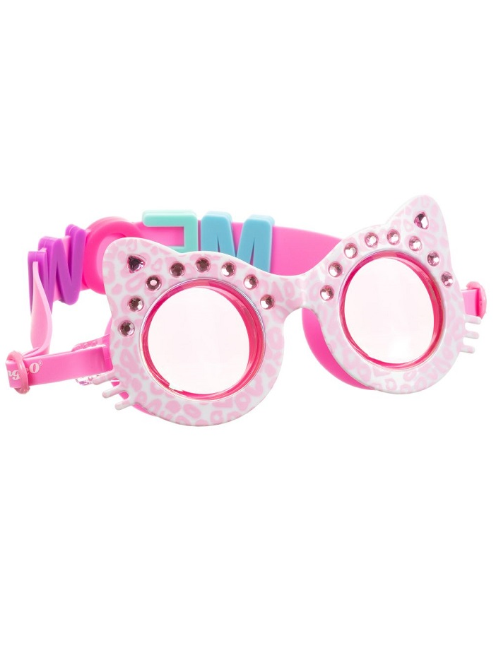 Bling2o – Pink Meow Swimming Goggles