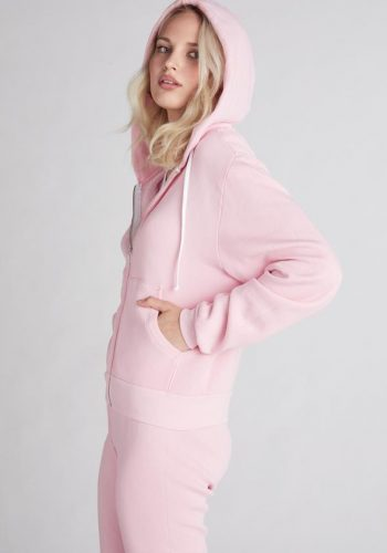 Wildfox Everyday Hoodie - Carnation Pink