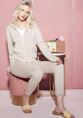 Wildfox Everyday Hoodie- Maderas Tan