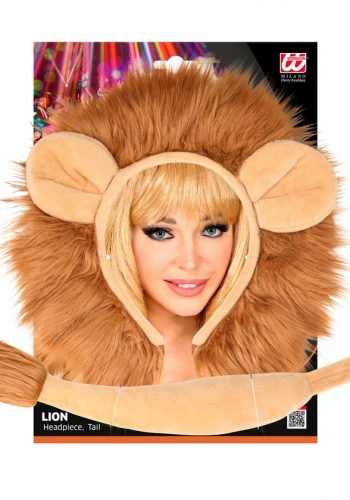 LION (ears, tail)