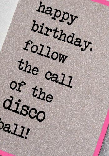 UD17 | Follow The Call Of The Disco Ball
