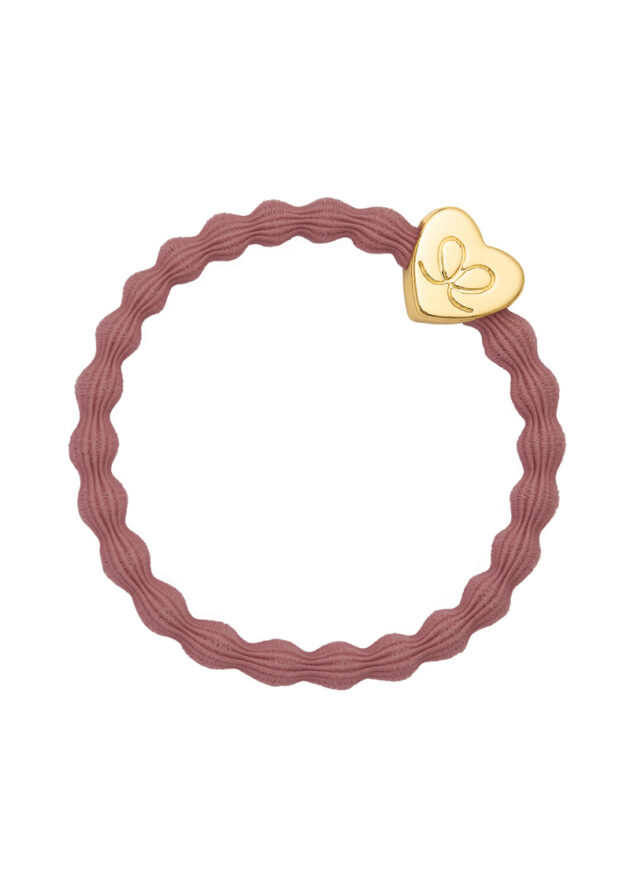 BY ELOISE – Gold Heart | Champagne Pink
