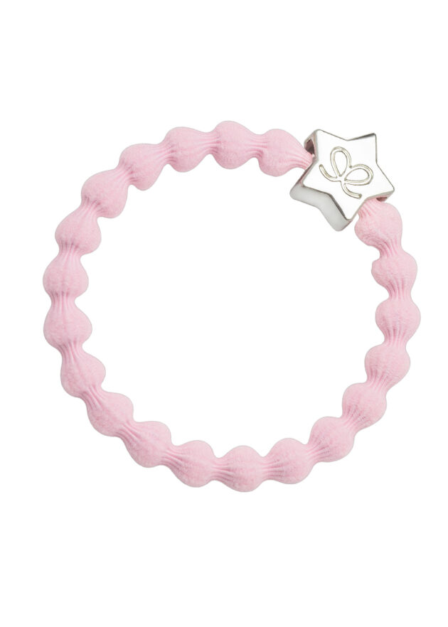 BY ELOISE – Silver Star   Soft Pink