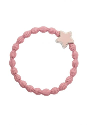 BY ELOISE - Enamel Silver Star | Champagne Pink