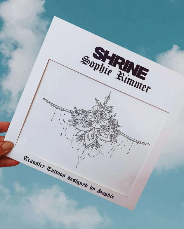 SHRINE – SOPHIE RIMMER BODY TATTOOS