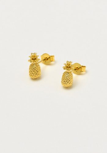 Estella Bartlett - Pineapple Earrings