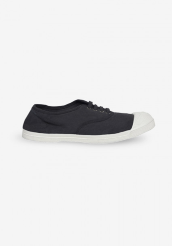Bensimon Lacet Tennis Shoe - Carbon