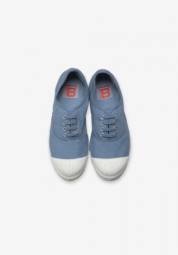 Bensimon Lacet Tennis Shoe - Denim