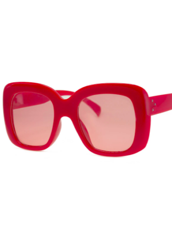 A J Morgan Sunglasses Gimme - Red