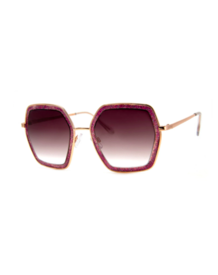 A J Morgan Sunglasses Dazzle – Pink