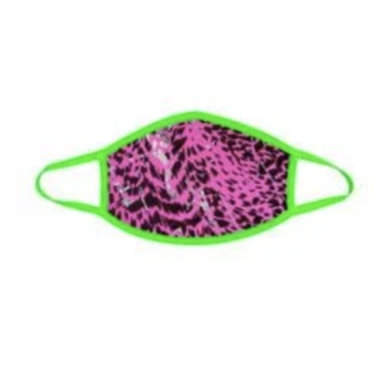 Toxic Kitty Pink – Face Mask