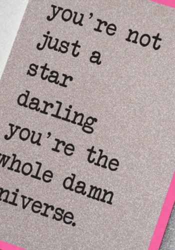 UD33 | You're The Whole Damn Universe