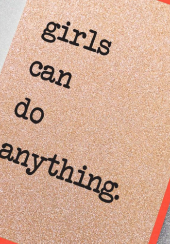 UD57 | Girls Can Do Anything