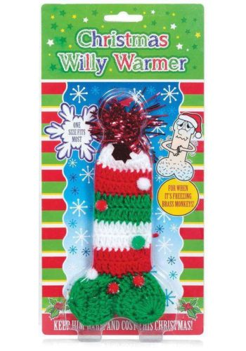 Christmas Willy Warmer