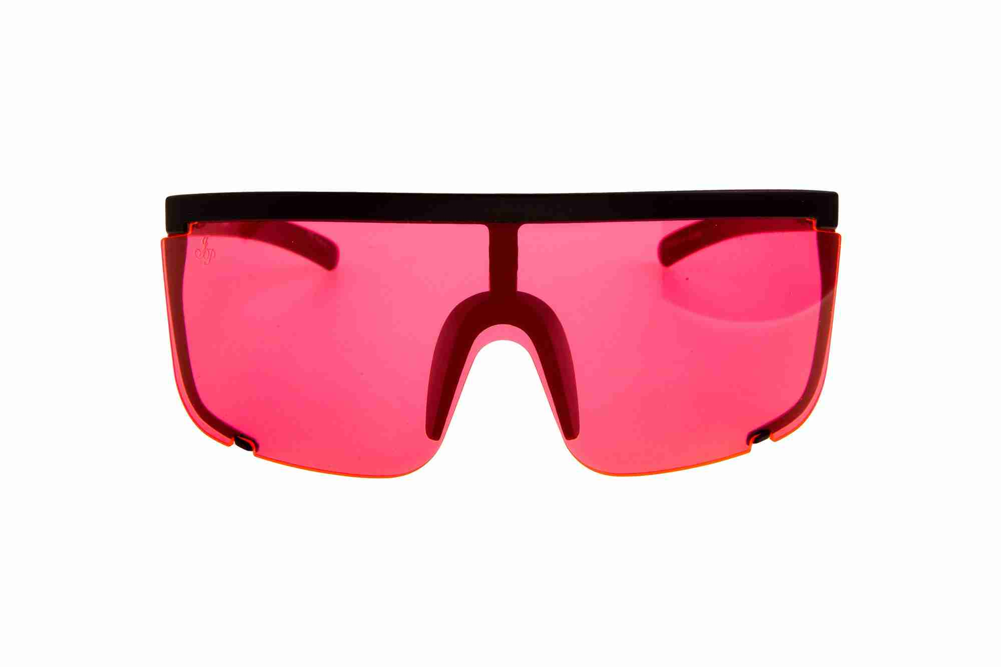SHEILD STYLE WITH PINK LENSES