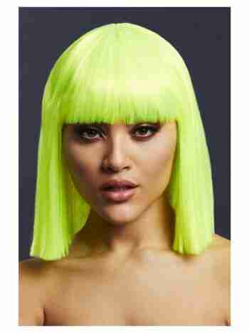Fever Lola Wig – Neon Lime