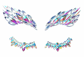 Never Nude face crystals – 'mystique'