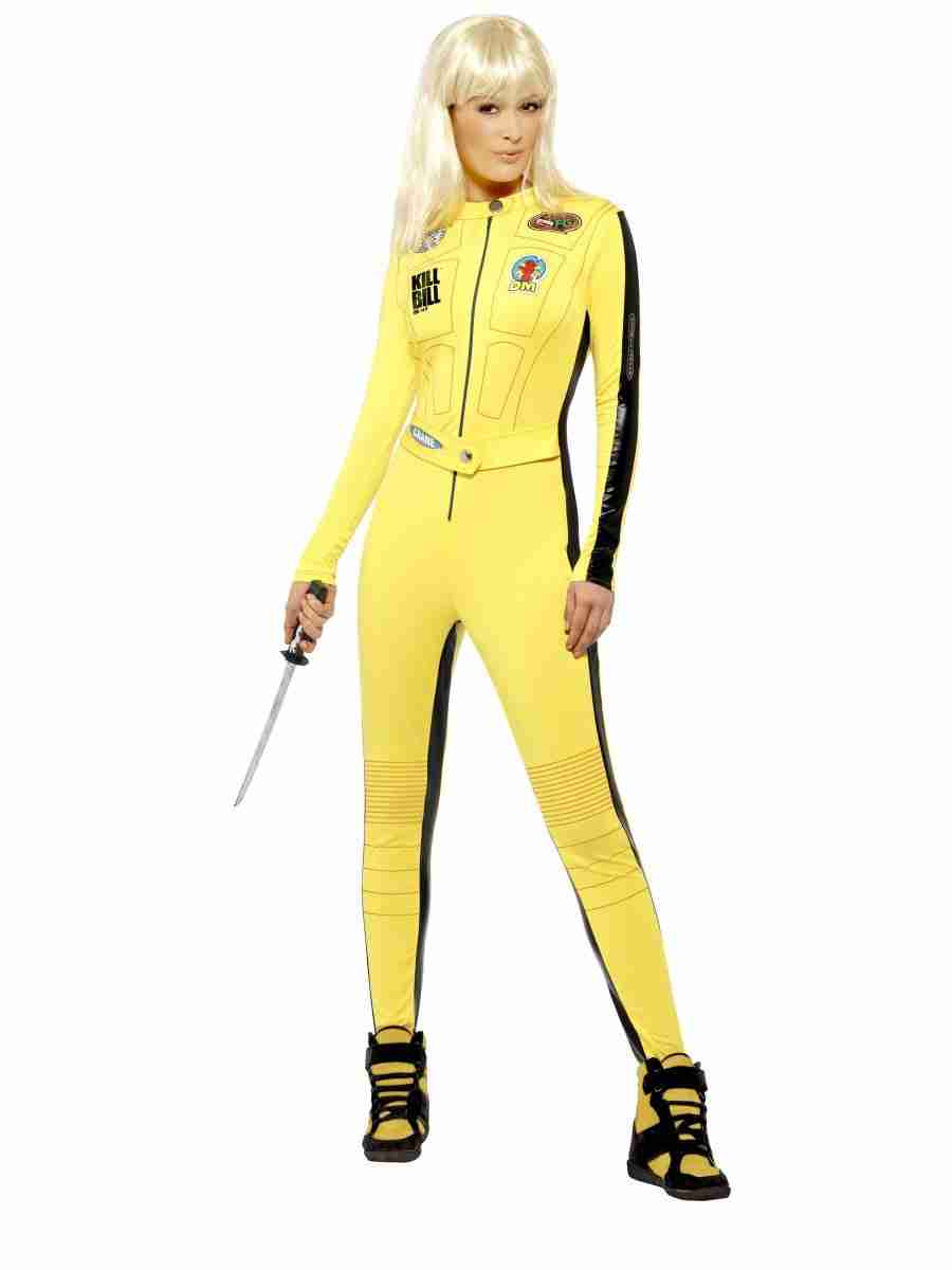 BUY IN STORE ONLY – Kill Bill Costume
