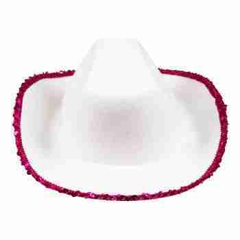 pink star rodeo hat 2